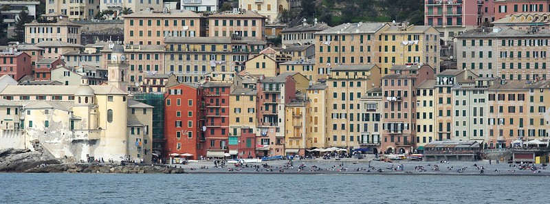 camogli in scope