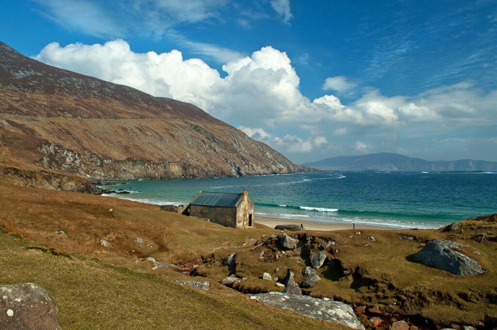 April 2013. Ireland.