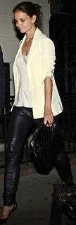 Katie Holmes Camisole Vest Celebrity Style Women's Fashion