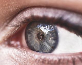 Eye Mirror Portrait