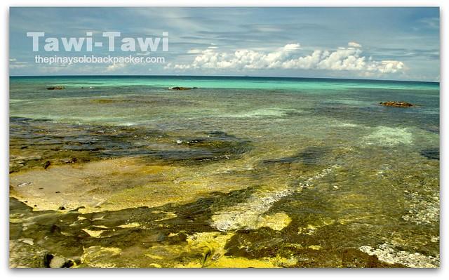 Tawi Tawi beach