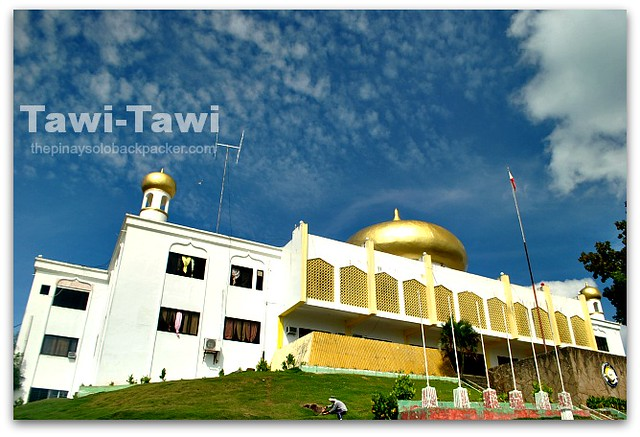 Tawi Tawi Provincial Capitol