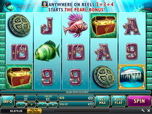 Atlantis Queen slot game online review