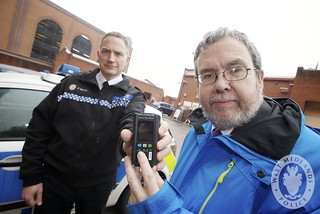 Day 105 - Mobile Fingerprint Devices rolled out across the West Midlands