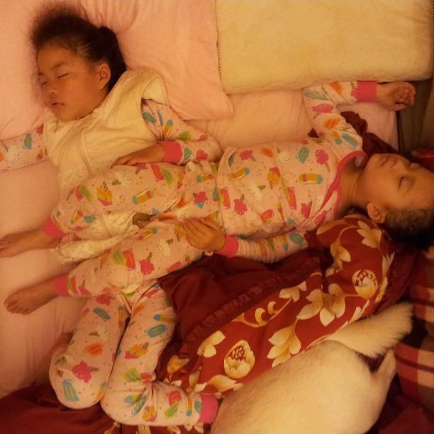 20130416 晚安。