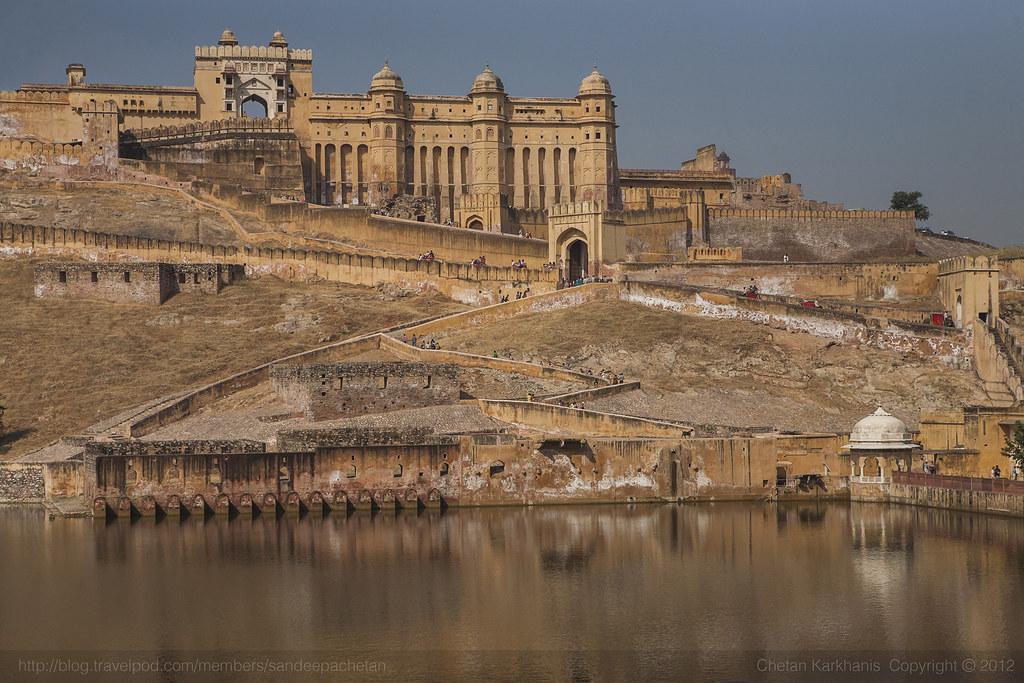 India - Amer Fort, Jaipur