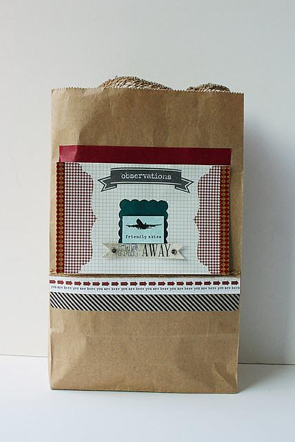 Travel-themed-paper-bag