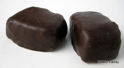 Trader Joe's Dark Chocolate Covered Coconut Mango Bites