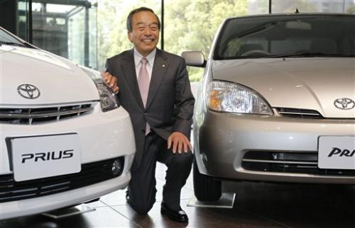 Toyota продала 5 млн. гибридов