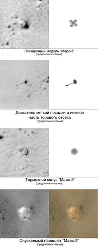 Mars 3 lander