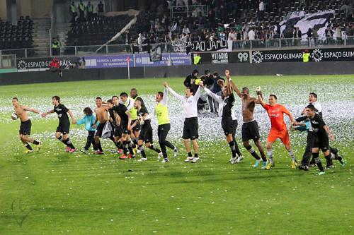 Taça de Portugal: Vitória 1-0 Belenenses
