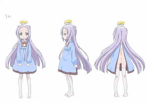 130418(1) – 搞笑校園百合漫畫《天使のどろっぷ Angel's Drop》將在5/12開播電視動畫,主角聲優&製作群揭曉! 1