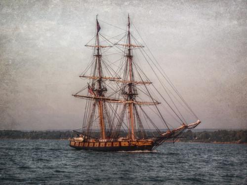 U.S. Brig Niagara by becky04181949
