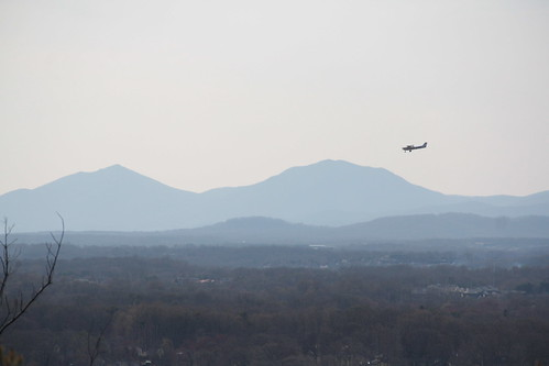 mountains airplane virginia highway lynchburg va