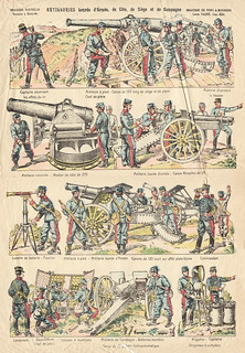 artilleries