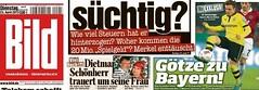 BILD: Götze zu Bayern