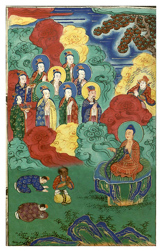 003-Vida y actividades de Shakyamuni Buda encarnado-1486-Biblioteca Digital Mundial