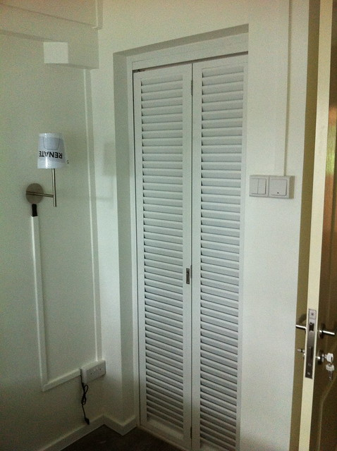 Bathroom Doors Sg louvre door singapore & *shutter style wardrobe doors *would be