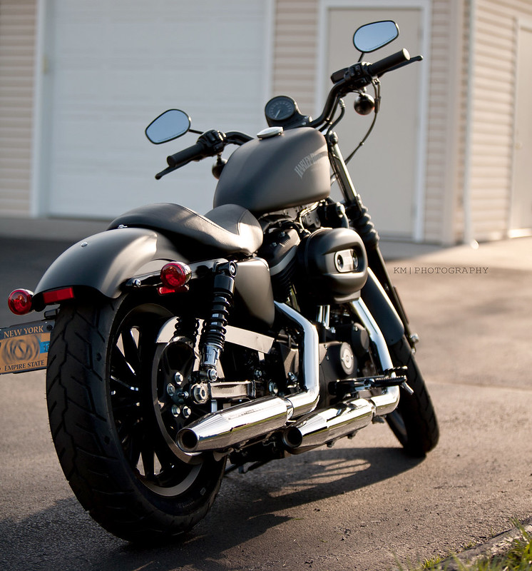 2013 Harley Davidson Iron 883 -- Transportation in photography-on ...