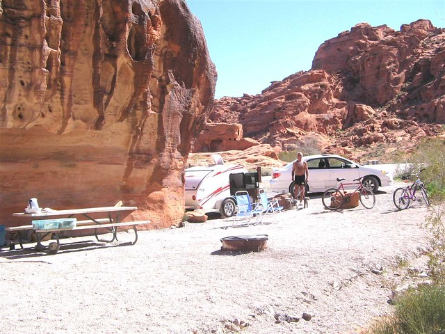 188 Valley of Fire Campground