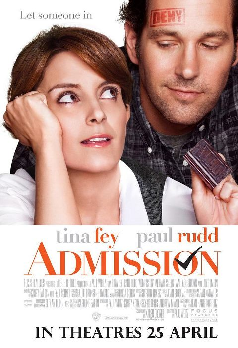 Movie Review - Admission (2013) - Alvinology