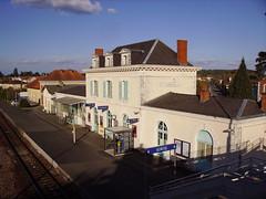 Gare de Mussidan-bâtiments