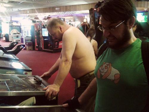 Pinball Boys (April 10 2013)