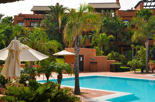 Hotel barcelo sancti petri cadiz piscinas del hotel - Hotel barcelo santipetri ...