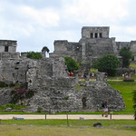 Templo del Dios del Viento y Castillo de Tulúm