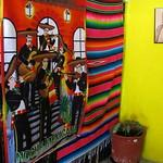 Los músicos y Zapata