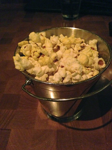 Popcorn at Holstein's (Las Vegas, NV)