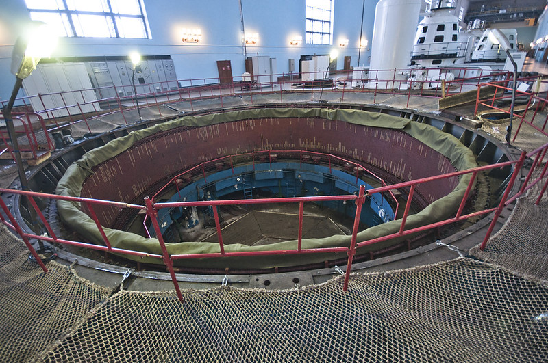 Irkutsk Hydroelectric Power Station