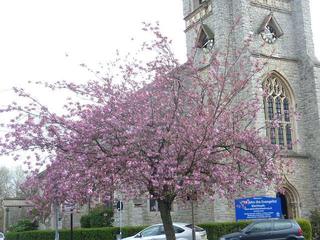 Spring Near St. John's Church