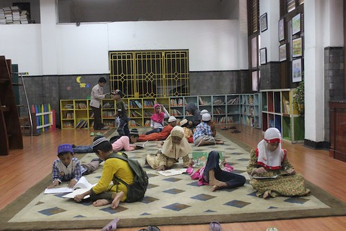 Kampung World Book Day 2013