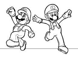 Pokoloruj Mario