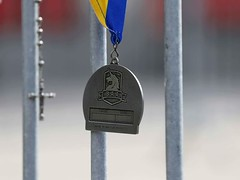 Boston marathon medal 2013