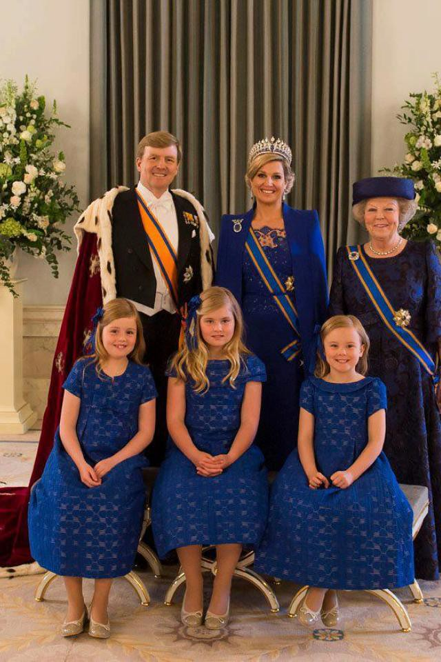 Royal Dutch Family