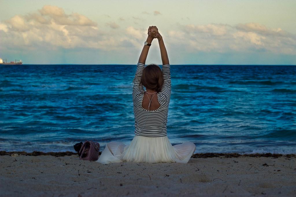 Ella y El Mar, Miami Beach