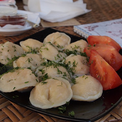 Pelmeni for Breakfast