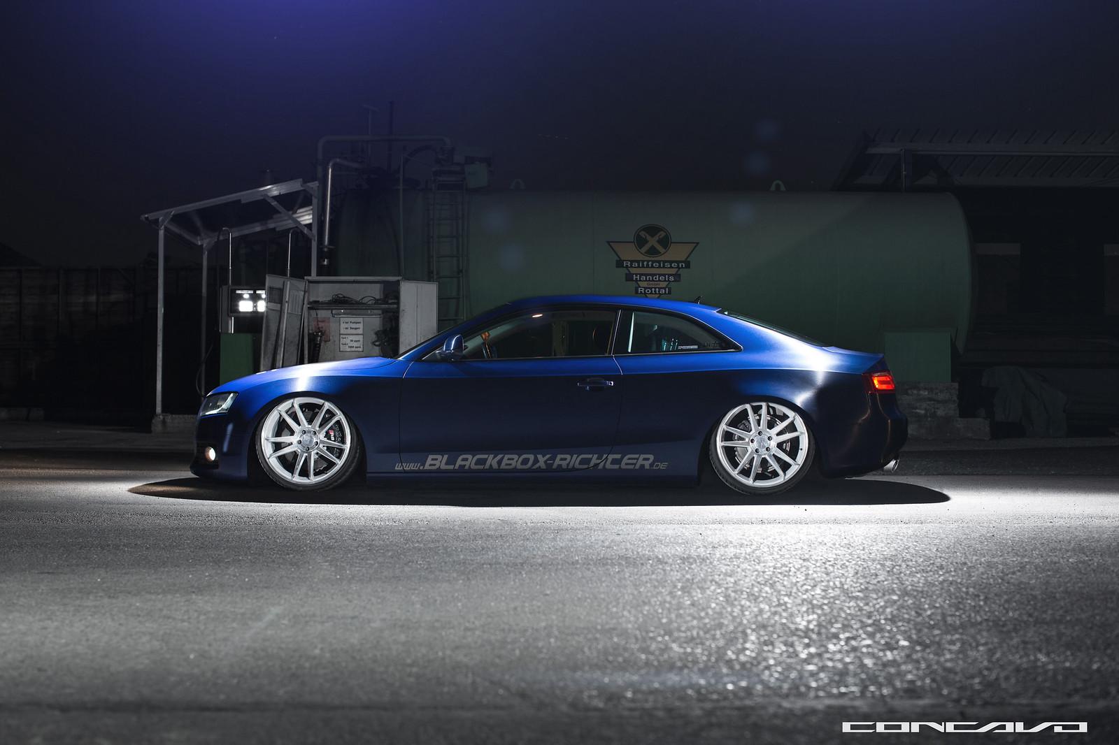 2014 Audi A5 Sema Custom Car For Sale: Costo Audi A5 Fully Custom Audi A5 Tearing Up The Streets
