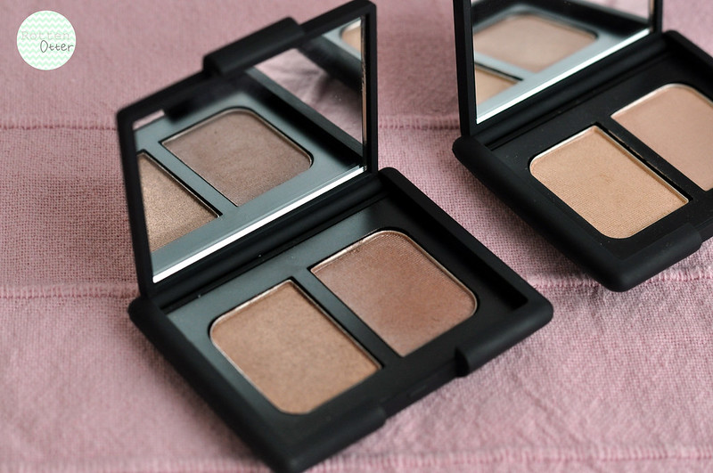 nars eyeshadow duo all about eve kalahari rottenotter rotten otter blog 1
