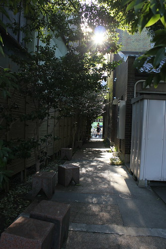 善光寺の小路