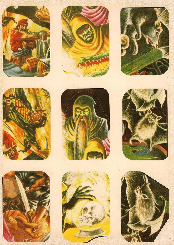 Horror Movie Stickers - 11