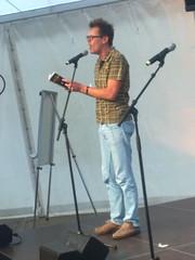 Markus Köhle - textstrom Poetry Slam goes Stadtfest Wien