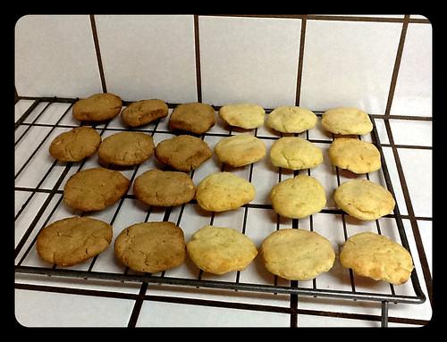 Cookies. Recipe on apel.livejournal.com/tag/recipes