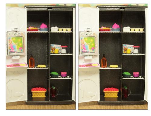 fridge project inside by DollsinDystopia