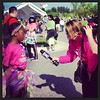 Girls on the Run made the news today. Watch #fox2 tonight! ❤@ymcadetroit  thank you Deena Centofani for the coverage of this awesome event #detroit #strongkids #ymcadetroit #girlsontherun