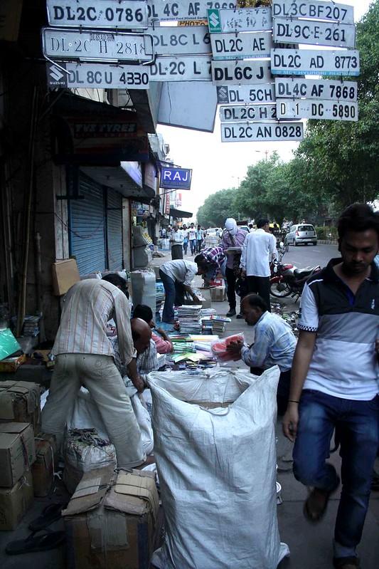 City Moment – Closing Time, Daryaganj's Sunday Book Bazaar