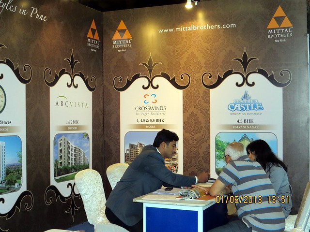 www.mittalbrothers.com - Visit Times Property Showcase 2013, 1st &2nd June 2013, JW Marriott, S B Road, Pune