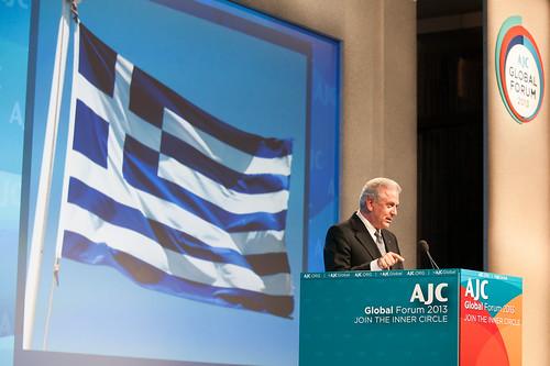 Ομιλία στο ετήσιο συνέδριο του American Jewish Committee